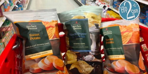 Target: Buy 2 Get 1 FREE Archer Farms Sale = Great Deals on Chips & Trail Mix (No Coupons Needed!)