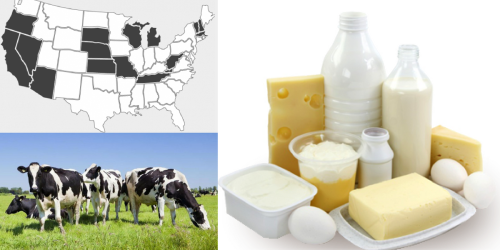 Dairy Products Class Action Lawsuit: Eligible Consumers to Receive up to $30 or More
