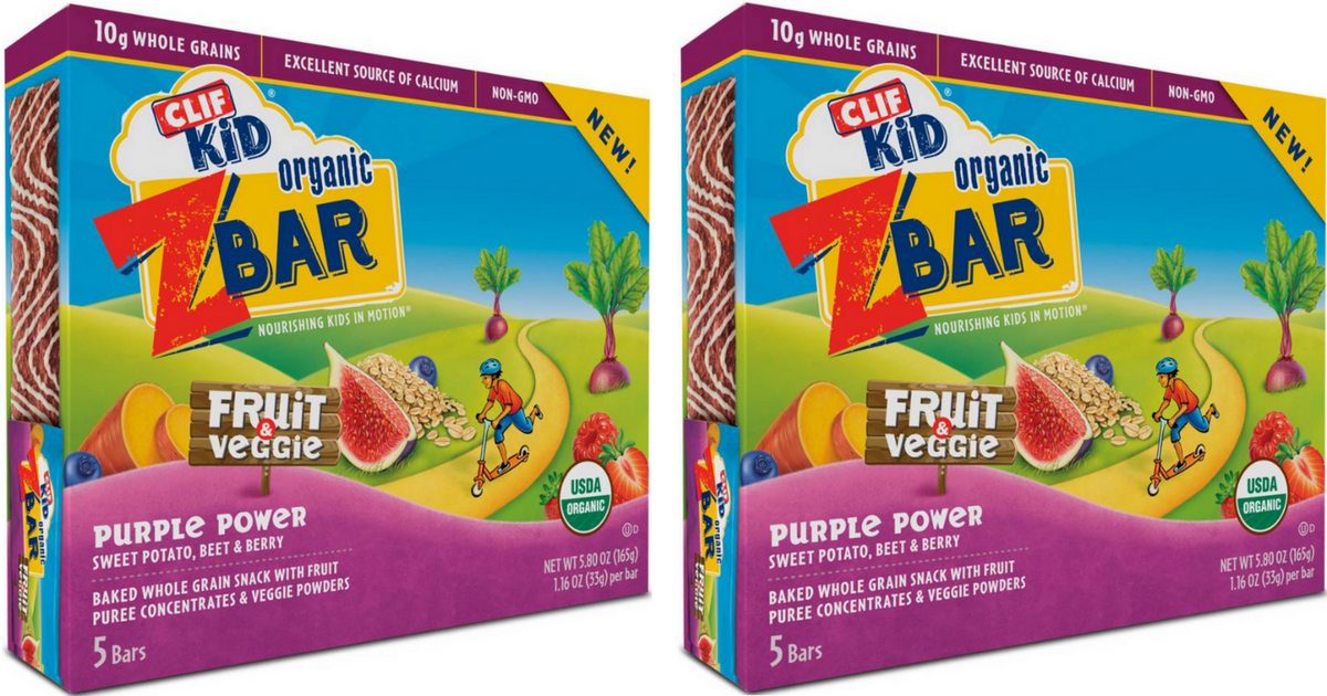 picture about Cliff Bar Printable Coupons known as Fresh new Clif Coupon \u003d Clif Baby ZBar Multipack Just 37¢ at Aim