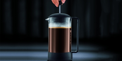 Amazon: Bodum Brazil 8-Cup French Press Coffee Maker Only $13.50 (Regularly $19.99)