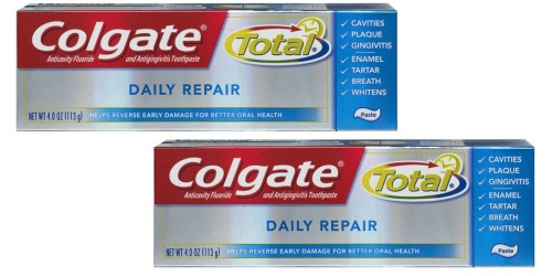 CVS: FREE Colgate Total Toothpaste (Starting 9/18)