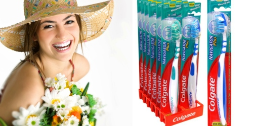 Sign Up to Possibly Test FREE Colgate Toothbrush