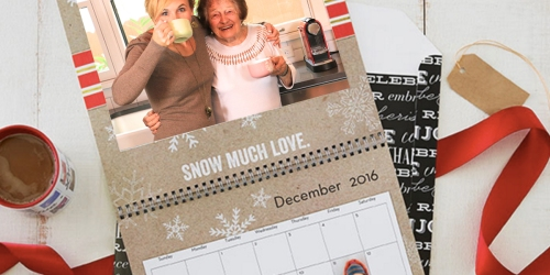 FREE Shutterfly Custom 8×11 Calendar ($24.99 Value) – Just Pay Shipping