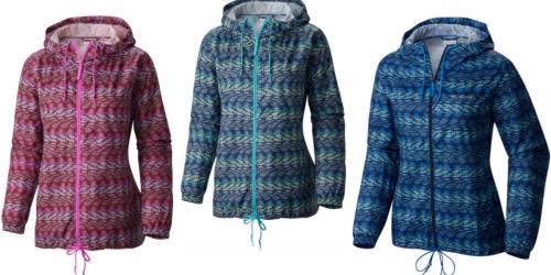 Columbia Women's Windbreaker Jacket Only $24.98 Shipped (Regularly $75)