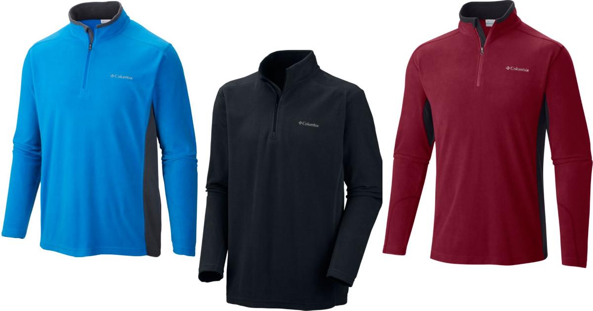Cabela' : Men's Columbia Sportswear 12 Zip Jacket Just