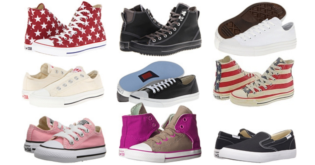 Love Converse shoes  Head on over to 6PM.com where you can save up to 75%  off select styles of Converse shoes for men d0313abe09b6