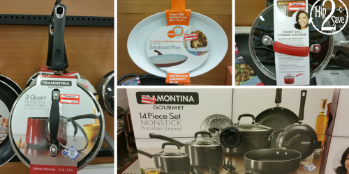 BIG Savings on Cookware Clearance at Target (Rachael Ray, T-Fal, KitchenAid & More!)