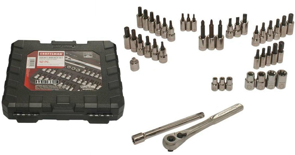 craftsman-42-piece-14-and-38-inch-drive-bit-and-torx-bit-socket-wrench-set