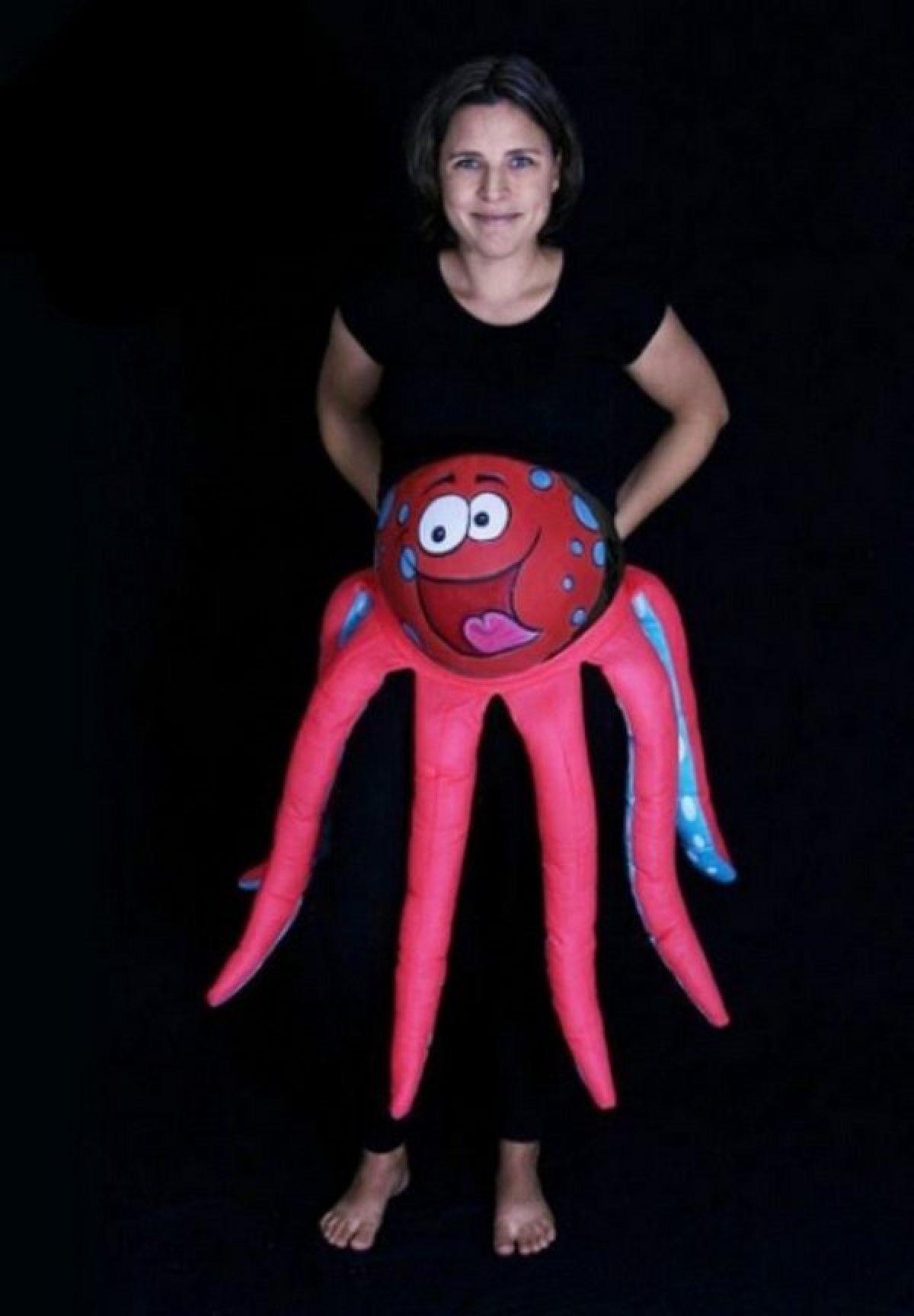 Octomom Costume