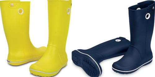 Crocs.com: 50% Off Crocband Styles = Women's Boots Only $22.49 & Kid's Clogs Only $14.99