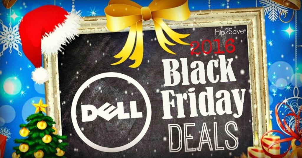 Dell Black Friday 2016