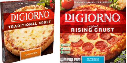 Target: DiGiorno Pizza ONLY $2.32 Each (Starting 9/18)