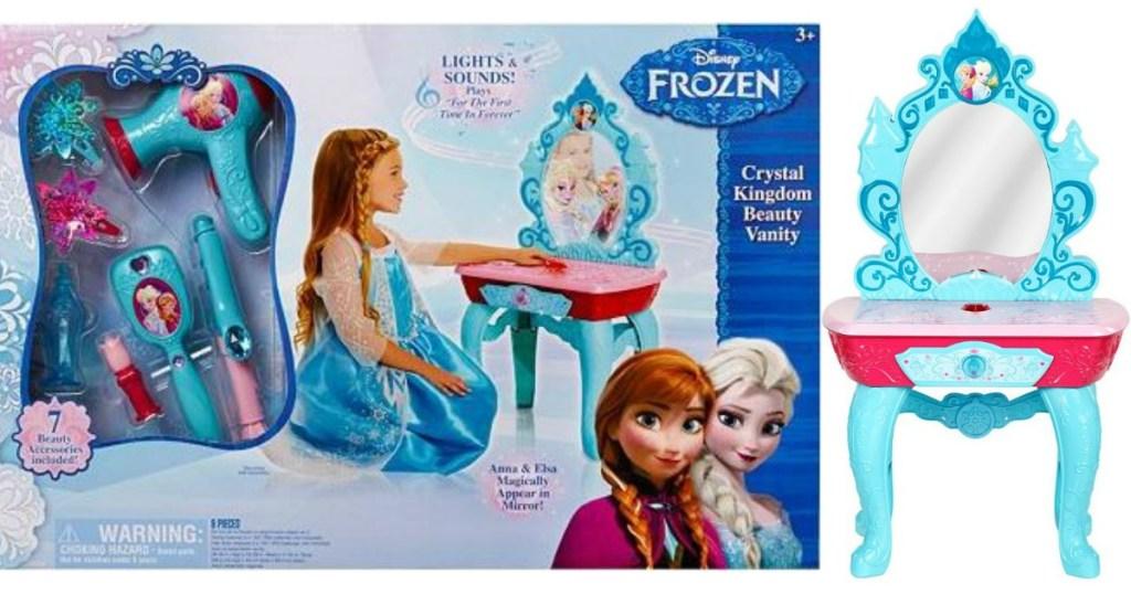 Disney Frozen Vanity Set