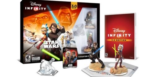 Gamestop: Disney Infinity 3.0 Starter Packs Only $14.99 Each (Regularly $64.99)