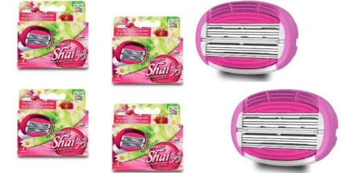 16 Dorco Shai Soft Touch Cartridges ONLY $14.90 Shipped (Just 93¢ Each)