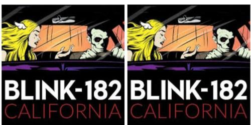 Google Play: Blink-182 California MP3 Album Only 99¢ (Regularly $9.99)