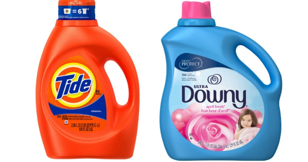 3 New P Amp G Coupons Great Deals On Tide Detergent At