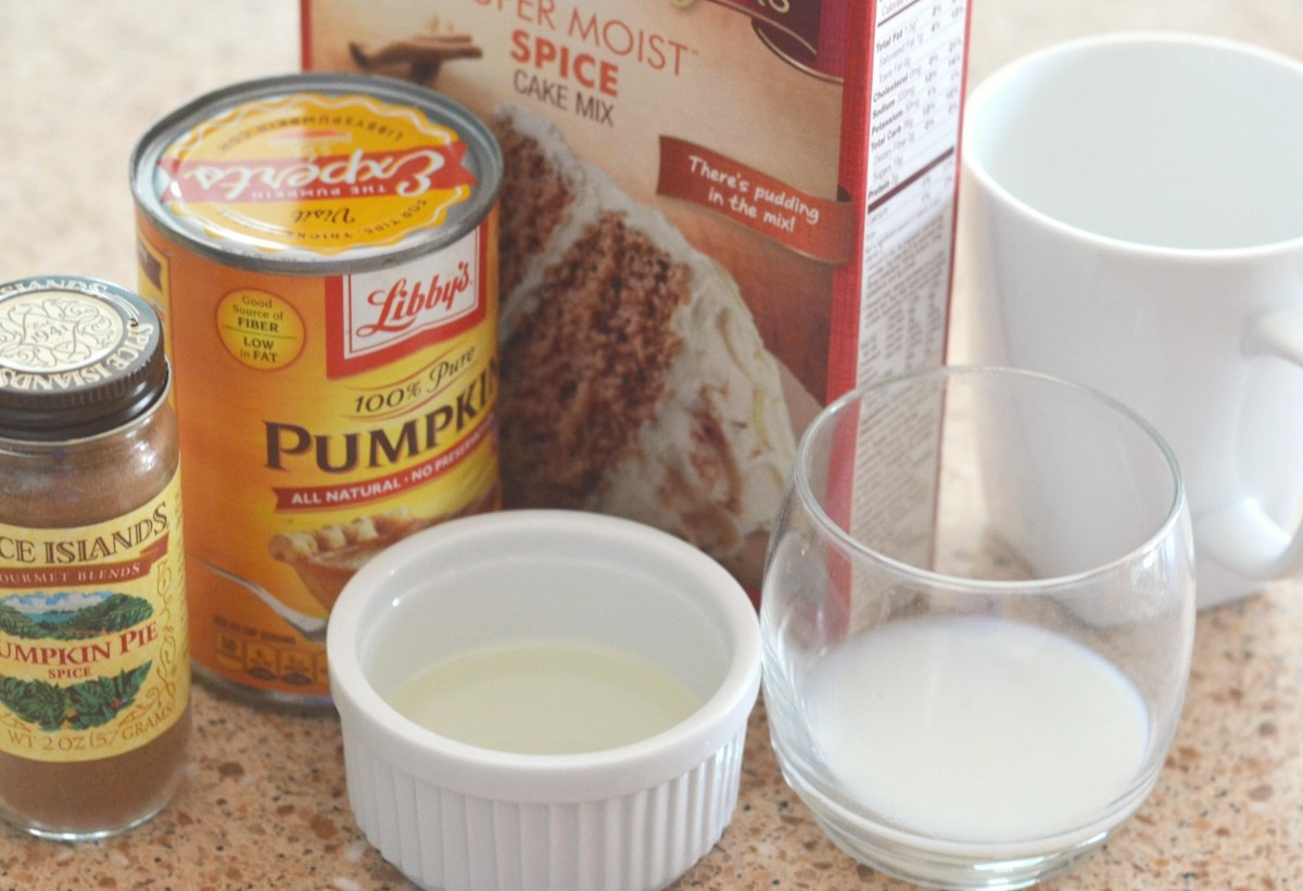 Easy Pumpkin Spice Mug Cake Recipe Hip2save