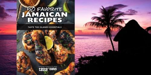 Amazon: FREE Jamaican Recipes eBook (Reg. $5.79)