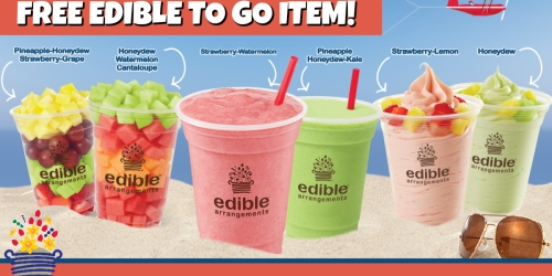 Edible Arrangements: FREE Edible To Go Item with App Download ($5.99 Value) – Valid In Store Only