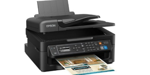Amazon: Epson All-in-1 Wireless Color Inkjet Printer Only $49.99 Shipped (Regularly $89.99)