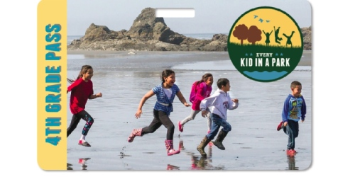 Do You Have a 4th Grader? Score One Year of FREE Access to Federal Parks, Lands & Waters!