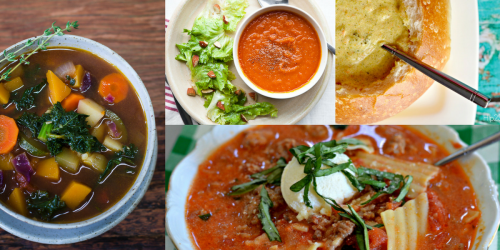 Best Fall Soups for Those Chilly Autumn Nights…