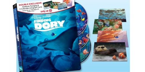 Love Disney's Finding Dory Movie? Score Nice Deals When You Pre-Order Now!