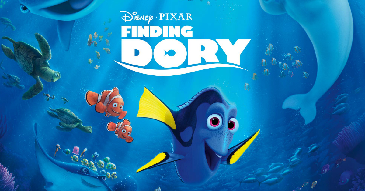 Finding Dory Hd Stream