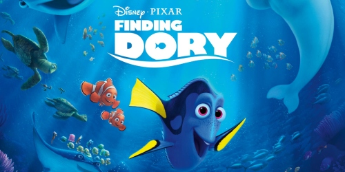 Target.com: Pre-Order Finding Dory DVD for $19.99 = FREE $5 Target Gift Card with Purchase