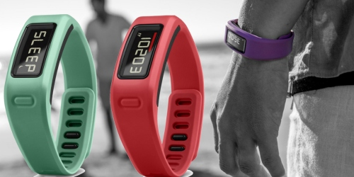 Garmin Vivofit Fitness Band Bundle with USB ANT and Heart Rate Monitor Only $39.99 Shipped