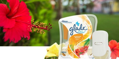 Over $16 in NEW Glade Coupons