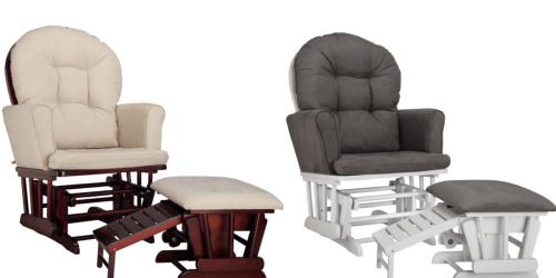 Wayfair: Graco Nursing Glider & Ottoman ONLY $167.39 Shipped (Reg. $249.99)