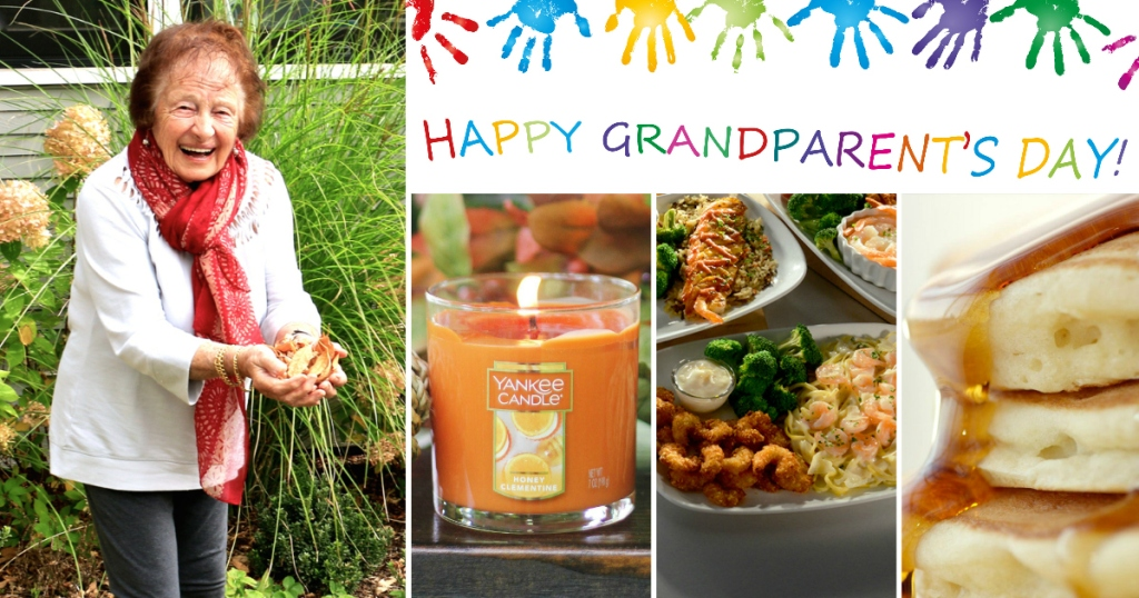Olive Garden Has A Crazy New Breadstick Creation: Celebrate YOUR Grandparents This Weekend! Create A FREE