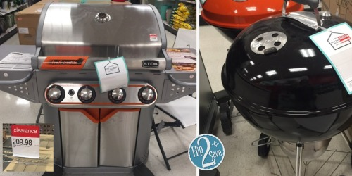 Target Clearance: Save BIG on Grills & Accessories (STOK, Weber, Char-Broil & More!)