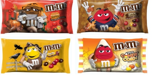 *NEW* $1.50/2 M&M's Chocolate Candies Coupon = Only $1.25 Per Bag at CVS (Regularly $3.79)