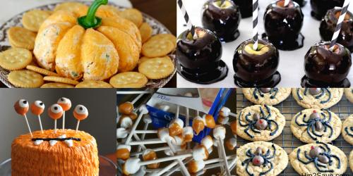 15 Spooky & Easy Halloween Treat Ideas