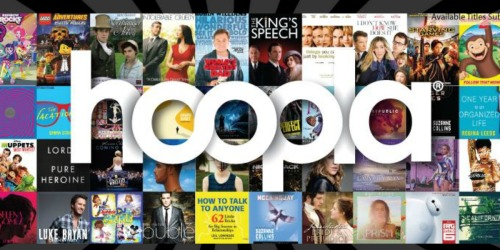 HooplaDigital: Instantly Borrow FREE Digital Movies, Music & Audiobooks with Library Card