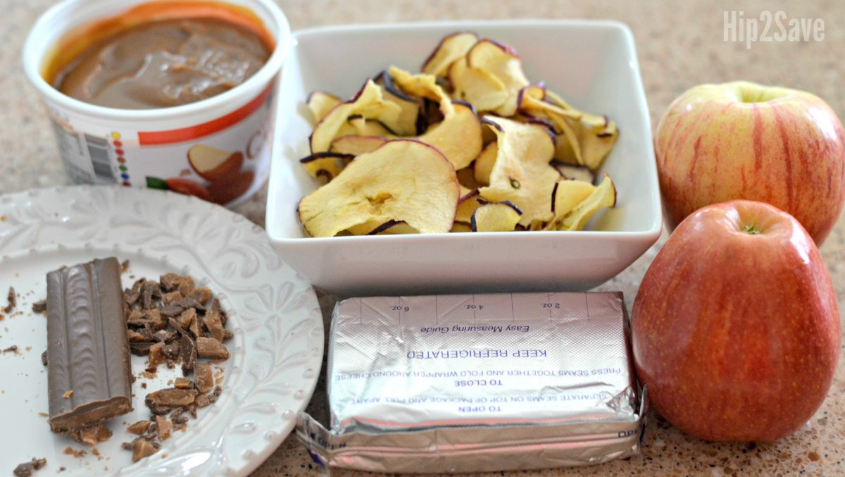ingredients-for-caramel-apple-spread