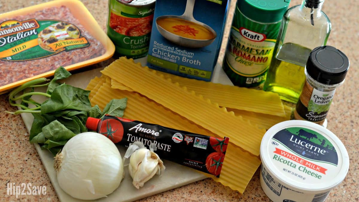 ingredients-for-lasagna-soup