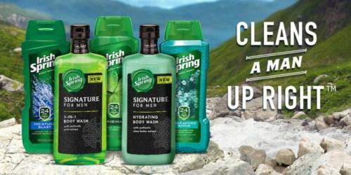 Rite Aid: Irish Spring Body Wash 99¢ (Starting 9/18)
