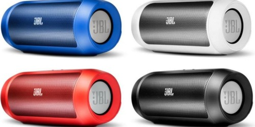 JBL Charge 2 Refurbished Portable Bluetooth Speaker Only $59.99 Shipped (Regularly $104.99)