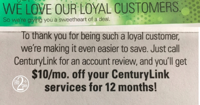 Junk Mail Offer