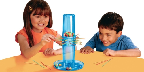 Kerplunk – Don't Let The Marbles Fall Game Only $6.99 (Regularly $16.99) – Perfect For Game Night