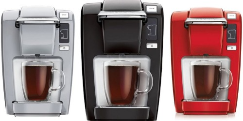 Kohl's Cardholders: Keurig Personal Coffee Brewers Only $42.99 Shipped (After Rebate) + More