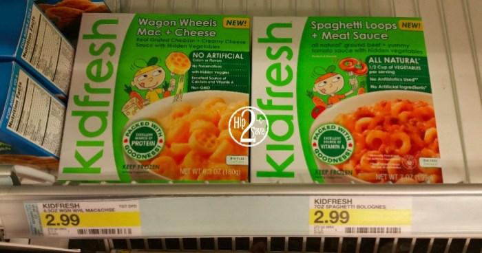 KidFresh Target