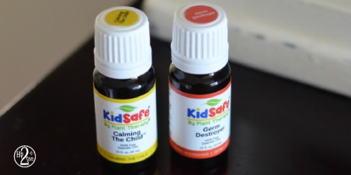 TWO KidSafe Essential Oils Under $12 Shipped (Germ Destroyer AND Calming The Child)