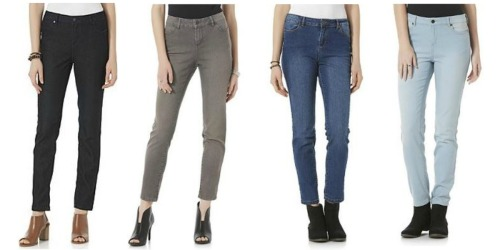 Kmart: Women's Route 66 Jeans Only $7.99 + Earn $10 Shop Your Way Points