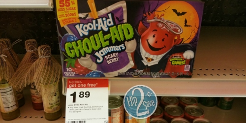 Target: Kool-Aid Jammers Just $1.06 Each (+ 40% Off Lindt Chocolate Bars & More)