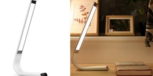 Amazon: LED Desk Lamp Only $30.99 (Reg. $55.99)